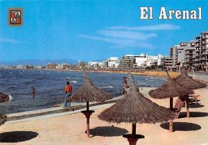 Spain Mallorca El Arenal Playa Plage Beach