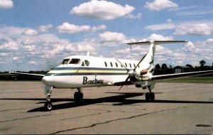 New York Ogdensburg Brockway Air Beechcraft 1900C