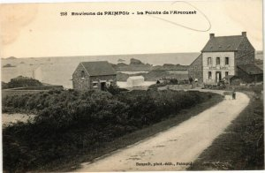 CPA Environs de PAIMPOL - La Pointe de l'Aerouest (243334)