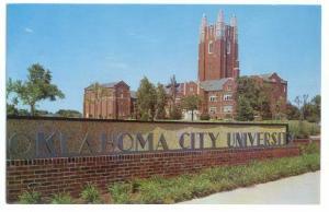 Oklahoma City University Methodist Oklahoma City OK