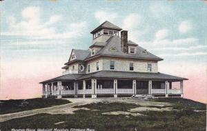 Mountain Home , Wachusett Mt , FITCHBURG , Massachusetts , PU-1909