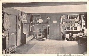 The Kitchen Lexington, Massachusetts Postcard