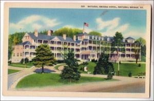Natural Bridge Hotel, Natural Bridge VA