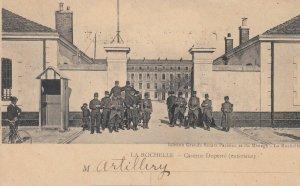 War 1914-18 ; LA ROCHELLE , France , Caserne Duperre