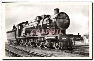Postcard Modern Train Locomotive 231 011 has 231 060