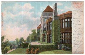 Saratoga, The Mansion, Yaddo