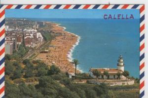 Postal 07636 : Vista de Calella, Barcelona