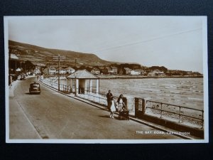 Northern Ireland Antrim CARNLOUGH The Bay Road - Old RP Postcard