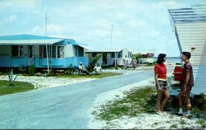 Florida Badenton Beach Gulf Park Mobile Home Park