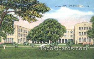 Gulf Park College in Gulfport, Mississippi