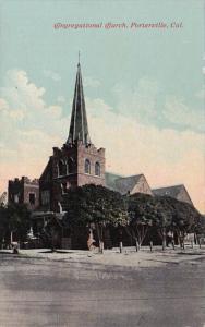 California Porterville Congregational Church