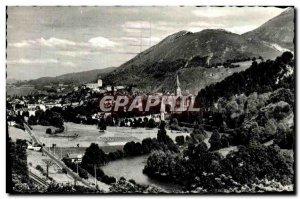 Old Postcard Lourdes General view