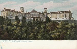 NORTH AUGUSTA , Georgia , 1901-07 ; Hampton Terrace ; TUCK 2092