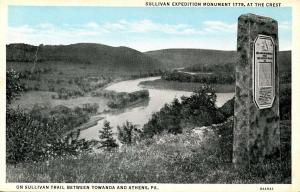 PA - Sullivan Trail between Towanda & Athens