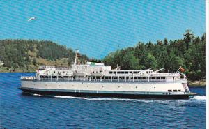 M V Queen Of Victoria British Columbia Ferries