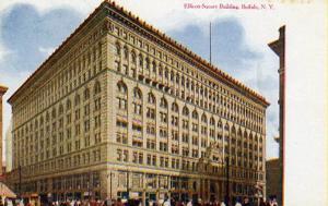 NY - Buffalo.  Ellicott Square Building
