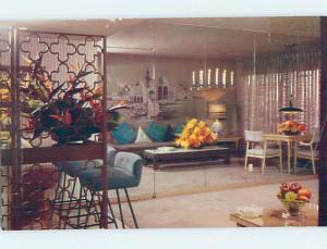 Pre-1980 THE MOROCCO ROOM AT SAHARA CASINO HOTEL Las Vegas Nevada NV B3844