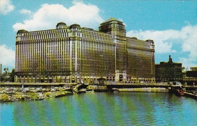Illinois Chicago Merchandise Mart