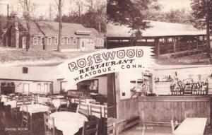 The Rosewood Restaurant - Multiview - Weatogue CT, Connecticut
