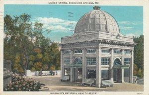 EXCELSIOR SPRINGS , Missouri , 1910s ; Siloam Spring, National Health Resort