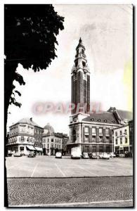 CPM Charleroi The belfry