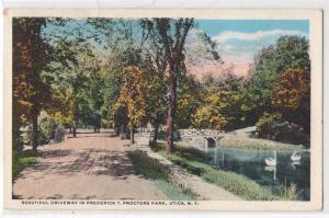 Utica NY - Proctors Park