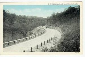 U.S Highway No. 40, Near Concordia, Missouri, 00-10s