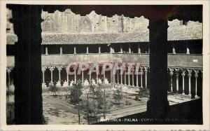 Old Postcard Palma Mallorca Convento De San Set 14 54 Palma de Mallorca