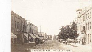 RP: TEESWATER , Ontario , 00-10s ; Main Street , North