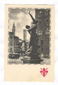 Firenze, ITALY - Piazza Signoria, 00-10s