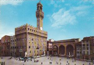 Italy Firenze Place de la Signoria