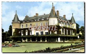 Postcard Modern Rambouillet Chateau Residence d & # 39ete the President of th...