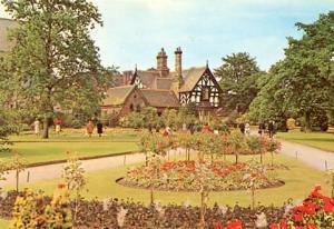 UK - England, Chester, Grosvenor Park