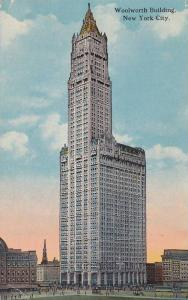 Exterior, Woolworth Building, New York City,  New York,  00-10s
