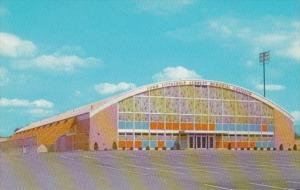 New Hampshire John F Kennedy Coliseum