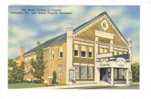 The Barter Theatre of Virginia, Abingdon, Virginia, PU-30-40s