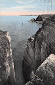 France Cap Frehel L'Anse de Sevigne et ses falaises vertigineuses