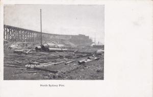North Sydney Pier , Nova Scotia , Canada , 1901-07