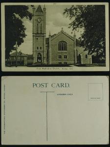 First methodist Church  Picton