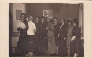 RP: Girl's 20th Birthday Party , Berlin , Germany , 1927