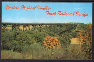 Chicago and Northwestern Railroad Bridge,Between Boone and Ogden,IA