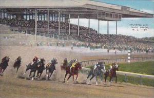 New Jersey Atlantic City Race Track 1950