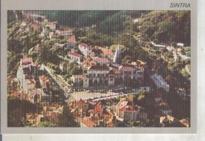 Postal 014141: Vista de Sintra, Portugal