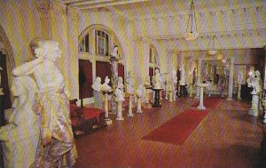 Florida Saint Augustine The Marble Room One Of the 40 Different Rooms Presenting