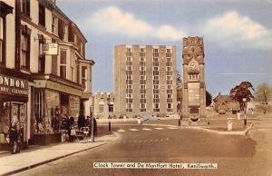 Kenilworth, Clock Tower and De Montfort Hotel