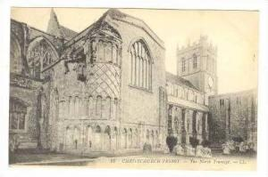 The North Transept, Christchurch Priory, Dorset, England, United Kingdom, 190...