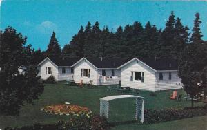 Mac Laughlans Lodeg and Cottages, Stanhope Beach, Prince Edward Island, Canad...