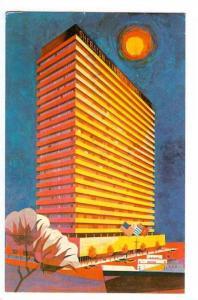Sheraton-Lincoln Hotel, Houston, Texas, PU-1974