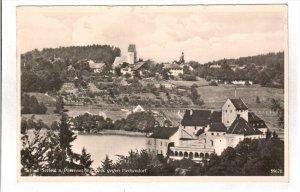 GERMANY, 1900-1910's; Schlok Seefeld A. Pilsensee Mit Blick Gegen Hechendorf
