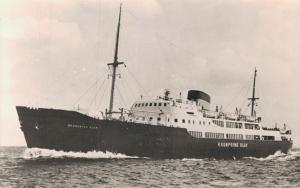 ms Kronprins Olav Nautica Ship 01.98